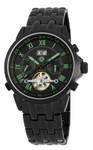 Reichenbach Armbanduhr für Herren mit Analog Anzeige, Automatik-Uhr und Edelstahlarmband - Wasserdichte Herrenuhr mit zeitlosem, schickem Design - klassische Uhr für Männer -  RB301-622B Egge