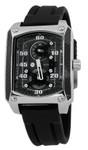 Reichenbach Armbanduhr für Herren mit Analog Anzeige, Automatik-Uhr und Silikonarmband - Wasserdichte Herrenuhr mit zeitlosem, schickem Design - klassische Uhr für Männer - RB303-192  Ipsen