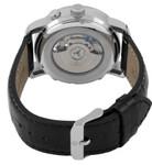 Reichenbach Armbanduhr für Herren mit Analog Anzeige, Automatik-Uhr und Lederarmband - Wasserdichte Herrenuhr mit zeitlosem, schickem Design - klassische Uhr für Männer - RB304-122 Mewes Bild 3