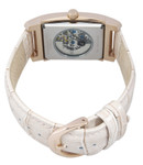 Reichenbach Armbanduhr für Damen mit Analog Anzeige, Automatik-Uhr und Lederarmband - Wasserdichte Damenuhr mit zeitlosem, schickem Design - klassische, elegante Uhr für Frauen - RB506-310 Hartig 003
