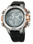 Burgmeister Herren Alarm-Chronograph Digitaluhr Digital Power, BM800-112B 001