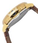 Hugo von Eyck Armbanduhr für Herren mit Analog Anzeige, Automatik-Uhr und Lederarmband - Wasserdichte Herrenuhr mit zeitlosem, schickem Design - klassische Uhr für Männer - HE202-205 Dionysos Bild 2