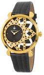 Reichenbach Armbanduhr für Damen mit Analog Anzeige, Quarz mit Citizen Movement, Lederarmband - Wasserdichte Damenuhr mit zeitlosem, schickem Design - klassische, elegante Uhr für Frauen - RB800-222 Baack