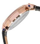 Burgmeister Armbanduhr für Herren mit Analog-Anzeige, Quarz-Uhr und Lederarmband - Wasserdichte Herrenuhr mit zeitlosem, schickem Design - klassische Uhr für Männer - BM241-392 Bakersfield  002