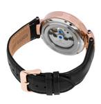 Burgmeister Armbanduhr für Herren mit Analog-Anzeige, Quarz-Uhr und Lederarmband - Wasserdichte Herrenuhr mit zeitlosem, schickem Design - klassische Uhr für Männer - BM241-392 Bakersfield  003