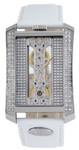 Hugo von Eyck Armbanduhr für Damen mit Analog Anzeige, Handaufzug-Uhr und Lederarmband - Wasserdichte Damenuhr mit zeitlosem, schickem Design - klassische, elegante Uhr für Frauen - HE111-106 Libra