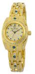 Hugo von Eyck Armbanduhr für Damen mit Analog Anzeige, Quarz mit Citizen Movement, Metall Armband - Wasserdichte Damenuhr mit zeitlosem - klassische, elegante Uhr für Frauen - HE115-299 Syria
