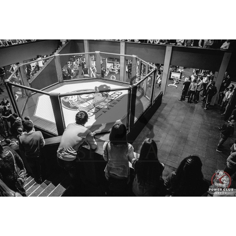 Transformer Boxring (7x7m) / MMA Käfig (8m) | sports2be