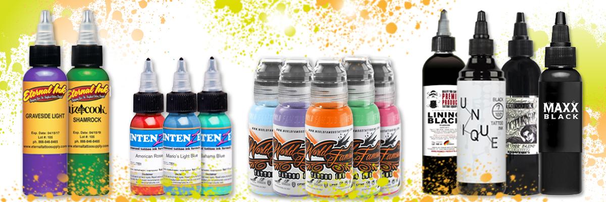 Inks und Farben