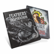 Feathers of Inspiration: The Bird Art Project (2 Bücher Set)