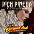 Eternal Tattoo Ink, USA. Rich Pineda Series. 12 Colors je 30 ml