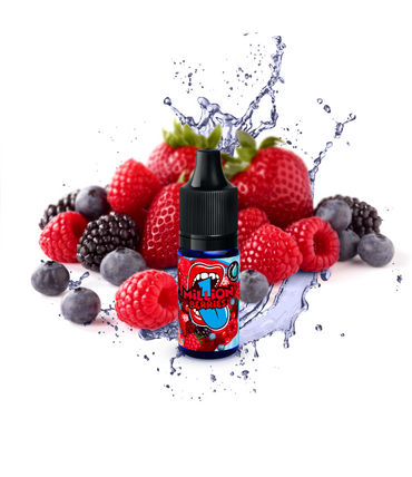 Big Mouth Aroma - 1 Million Berries - Classic Serie   10ml