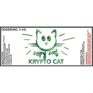 Copy Cat - Krypto Cat - AROMA - 10ml