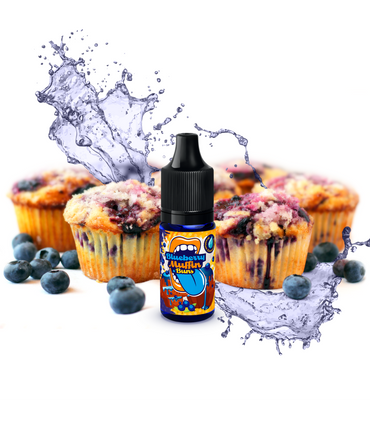 Big Mouth Aroma - Blueberry Muffin Buns - Classic Serie   10ml