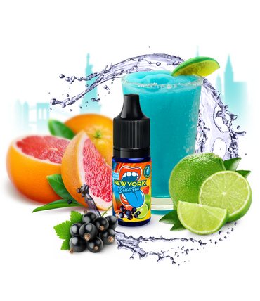 Big Mouth Aroma - New York Blue Tea - Classic Serie   10ml