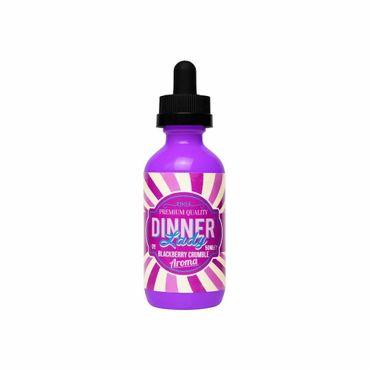 Dinner Lady - Blackberry Crumble - 60ml Liquid - Dessert Range