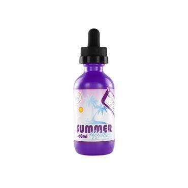 Dinner Lady - Black Orange Crush - 60ml Liquid - Summer Holidays