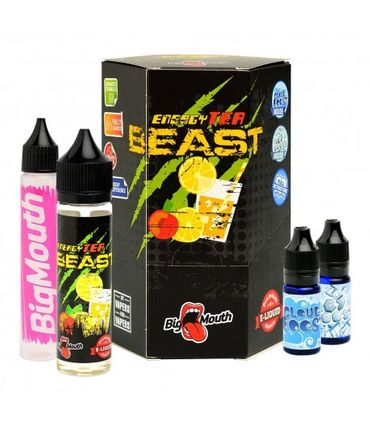 Energy Tea Beast - Boosted E-Liquid - 70ml - BEAST Serie