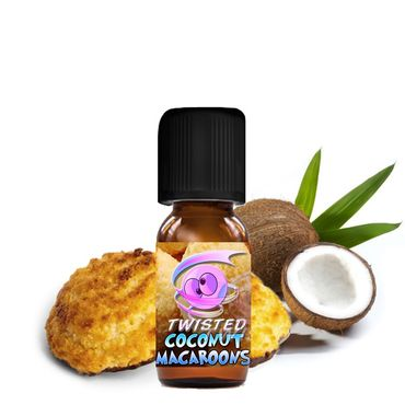 TWISTED Aroma COCONUT MACAROONS - 10ml