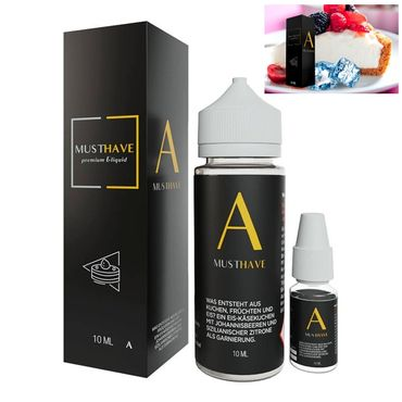 "#MUSTHAVE! - ""A"" - AROMA - 10ml"