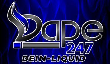 Vape247 ALLDAY VANILLE 50ml Boosted Liquid Shortfill 1708