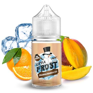 Dr. Frost - Orange Mango ICE 25ml BOOSTED Liquid made in UK