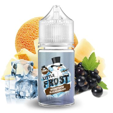 Dr. Frost - Honeydew Blackcurrant 25ml BOOSTED Liquid made in UK