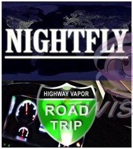 TWISTED NIGHTFLY - Roadtrip Aroma - 10ml