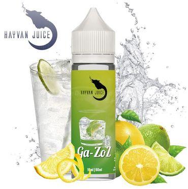 Ga-Zoz - Hayvan Juice - Shortfill Aroma in 60 ml Chubby Gorilla