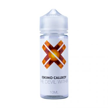 Eskimo Callboy - THE DEVIL WITHIN - AROMA - Shortfill Aroma in 120ml Flasche