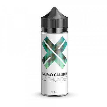 Eskimo Callboy - MC THUNDER - AROMA - Shortfill Aroma in 120ml Flasche