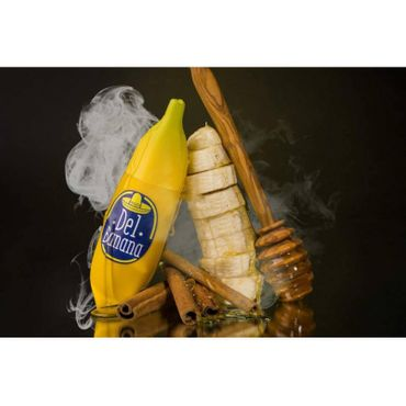 Magnes E-Juice - Del Banana - 42ml Shortfill Shake&Vape