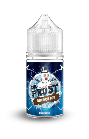 Dr. Frost - ENERGY ICE 25ml BOOSTED Liquid made in UK