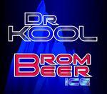 Vape247 Dr. Kool - Brombeer ICE - Premium 50ml Boosted Liquid Shortfill 8888 001