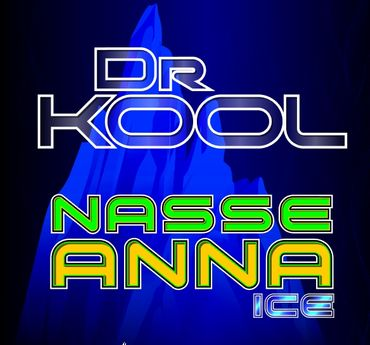Vape247 Dr. Kool - Nasse Anna - Premium 50ml Boosted Liquid Shortfill 8888