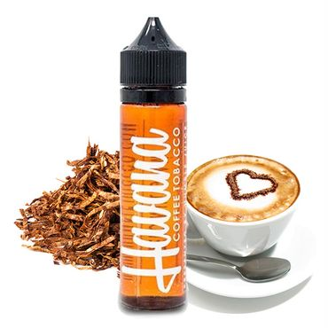 HAVANA JUICE Coffee Tobacco Plus US Premium Liquid 100 ml