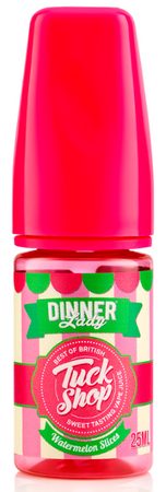 Watermelon Slices - Dinner Lady Tuck Shop - Shake and Vape 25ml