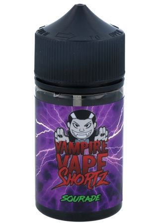 Sourade - Vampire Vape SHORTZ - 50ml BOOSTED Liquid in 70ml Flasche