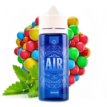 AIR - SIQUE Berlin - Premium Liquid 100ml BOOSTED
