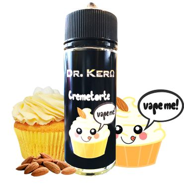 Cremetorte - Dr.Kero - 100ml BOOSTED
