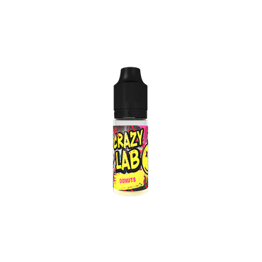 Donuts - Aroma 10ml - Crazy Lab