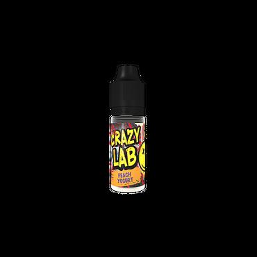 Peach Yoghurt - Aroma 10ml - Crazy Lab