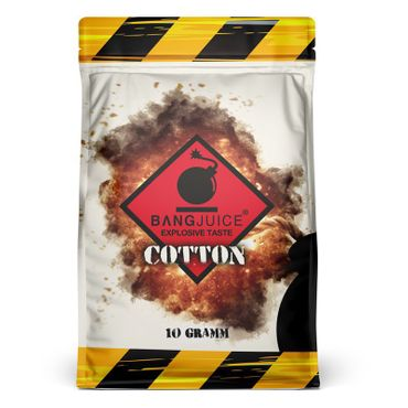 BangJuice® - Cotton / Watte (10g)