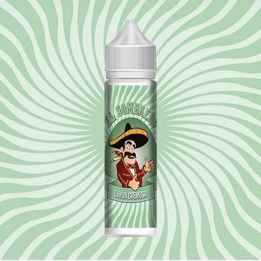 Limon Cremoso - Boosted Liquid Shortfill 50ml in 60ml Flasche - El Sombrero