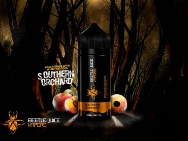 Southern Orchard - Boosted Liquid Shortfill 50ml in 60ml Flasche - Beetlejuice Vapors