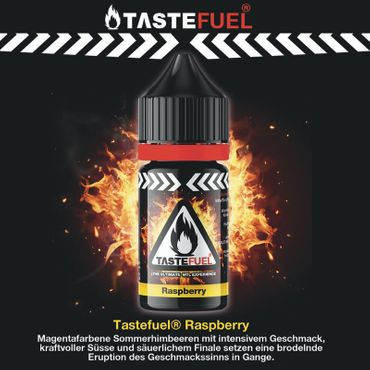 Raspberry - Longfill / Aroma Shot MTL - Tastefuel by Bang Juice®