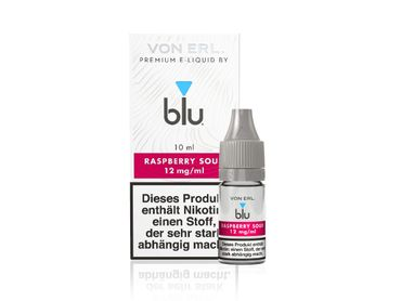 Raspberry Sour - Liquid 10ml - 3/6/12mg Nikotin - myBlu