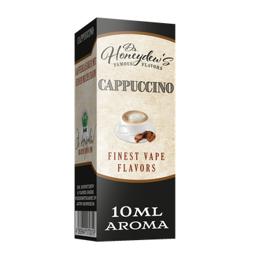 Cappuccino - Aroma 10ml - Dr. Honeydew´s