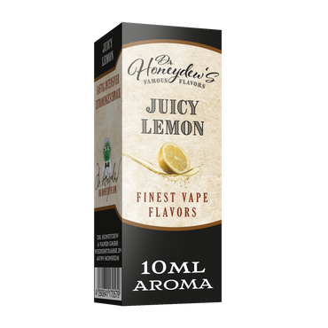 Juicy Lemon - Aroma 10ml - Dr. Honeydew´s
