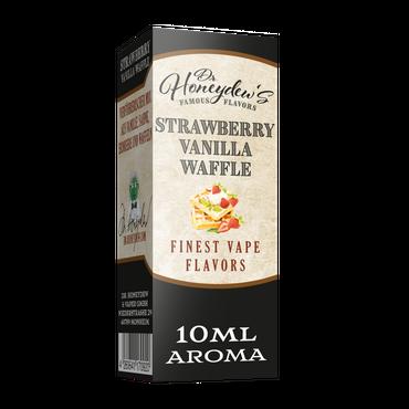 Strawberry Vanilla Waffle - Aroma 10ml - Dr. Honeydew´s